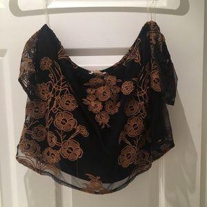 OTS blouse